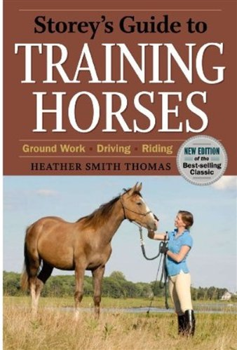 Storey's Guide to Training Horses 9781603425445
