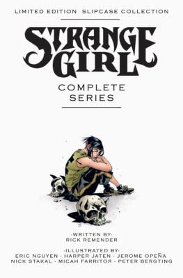 Strange Girl Set: The Complete Series 9781607061861