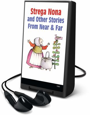 Strega Nona and Other Stories from Near & Far [With Headphones] 9781602526594