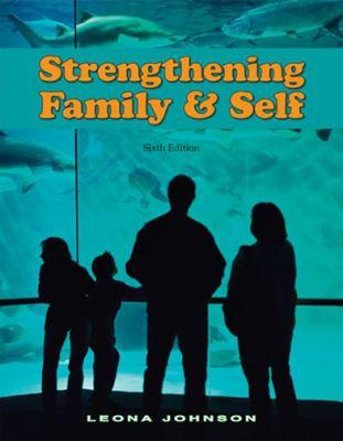 Strengthening Family & Self 9781605251080