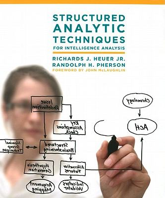 Structured Analytic Techiques for Intelligence Analysis 9781608710188