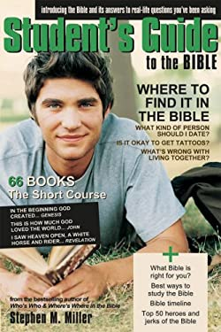 Student's Guide to the Bible 9781602600072