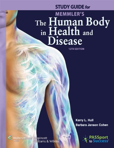 Study Guide to Accompany Memmler's the Human Body in Health and Disease 9781609139063