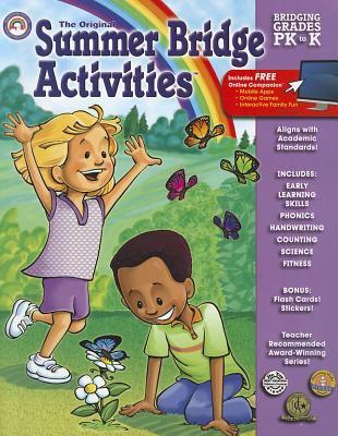 Summer Bridge Activities Pk to K