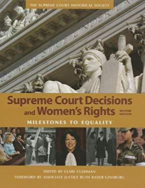 Supreme Court Decisions and Womens Rights 9781608714063