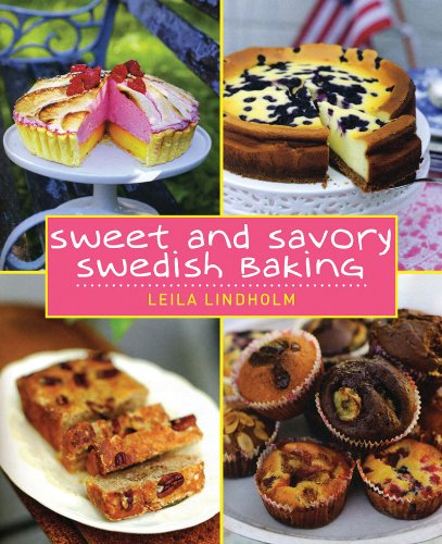 Sweet and Savory Swedish Baking 9781602397989
