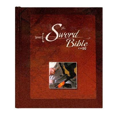 Sword Bible-OE-Personal Size KJV Easy Reading 9781603740104
