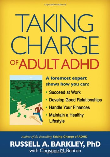 Taking Charge of Adult ADHD 9781606233382