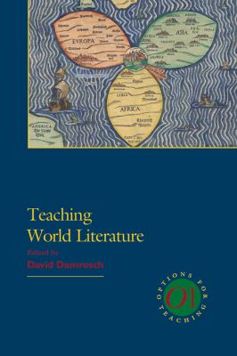 Teaching World Literature 9781603290340