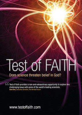 Test of Faith DVD: Does Science Threaten Belief in God? 9781608998975
