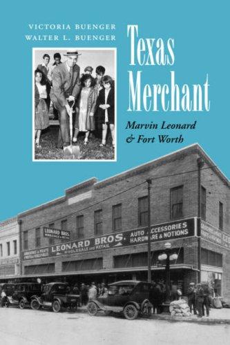 Texas Merchant 9781603440547