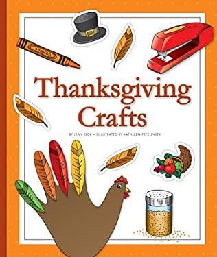 Thanksgiving Crafts 9781609542375