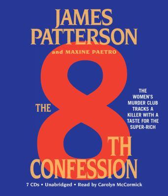 The 8th Confession 9781600245374