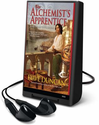 The Alchemist's Apprentice [With Headphones] 9781608128457