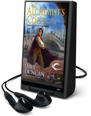 The Alchemist's Code [With Earbuds] 9781608128464