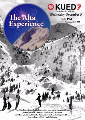 The Alta Experience 9781607810179