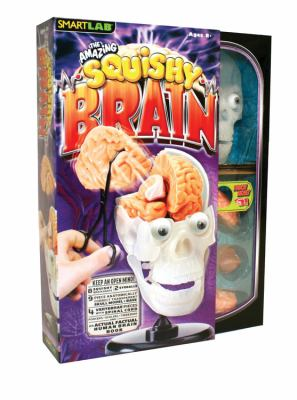 The Amazing Squishy Brain 9781603800846