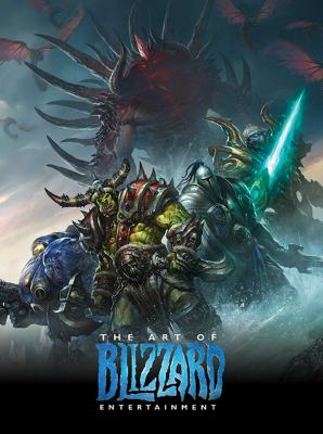 The Art of Blizzard 9781608870271