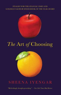 The Art of Choosing 9781600248108