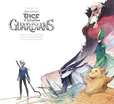 The Art of Rise of the Guardians 9781608871087