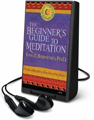 The Beginner's Guide to Meditation 9781605145143