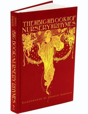 The Big Book of Nursery Rhymes 9781606600306