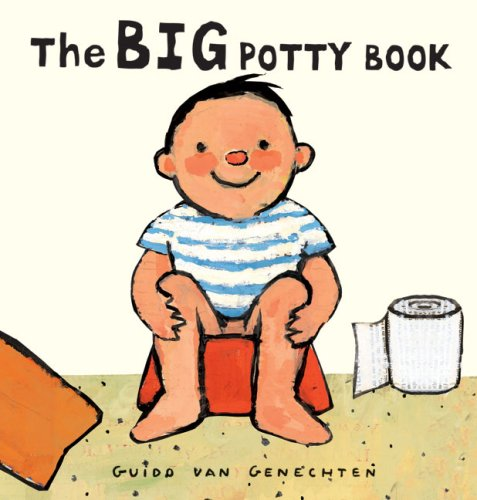 The Big Potty Book 9781605370316