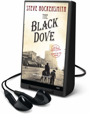 The Black Dove [With Earbuds] 9781607756194