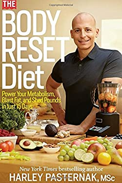 The Harley Diet: Reset Your Body's Metabolism, Slim Down, and Get Healthy in Just 15 Days 9781609615505