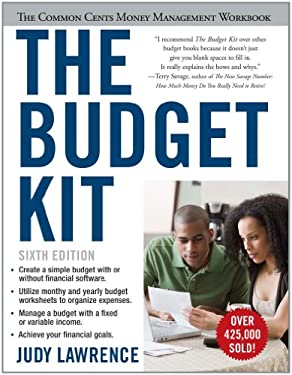 The Budget Kit: The Common Cents Money Management Workbook 9781607148609