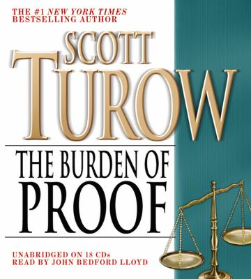 The Burden of Proof 9781607883784