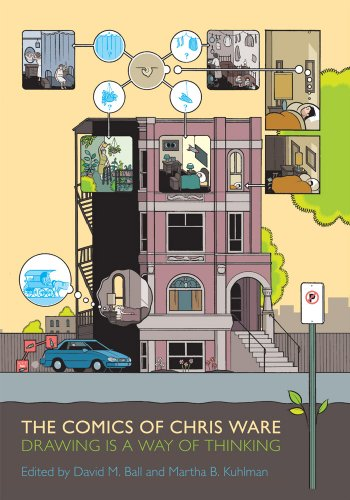 The Comics of Chris Ware: Drawing Is a Way of Thinking 9781604734430