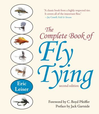 The Complete Book of Fly Tying 9781602392137