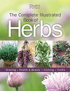 The Complete Illustrated Book of Herbs 9781606522615