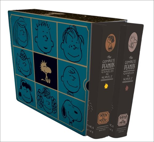 The Complete Peanuts 1971-1974 Set