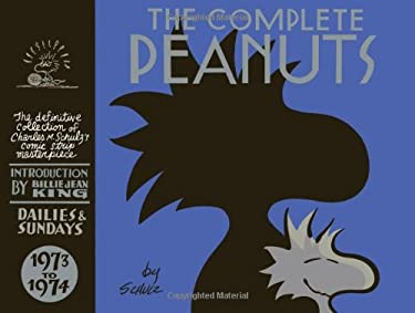 The Complete Peanuts, 1973 to 1974 9781606992869