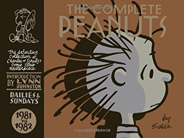 The Complete Peanuts 1981 to 1982 9781606994719
