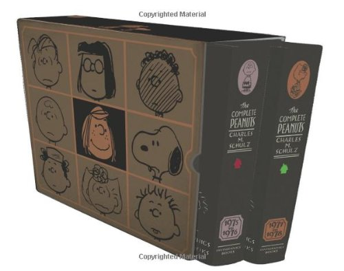 The Complete Peanuts Boxed Set 1975-1978 9781606993767