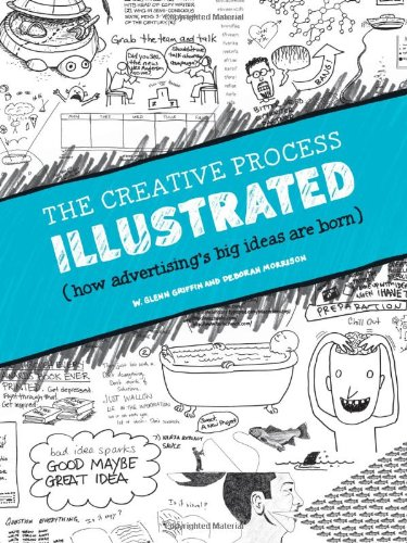 The Creative Process Illustrated: (How Advertising's Big Ideas Are Born) 9781600619601
