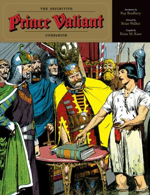 The Definitive Prince Valiant Companion 9781606993064
