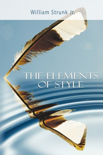 The Elements of Style 9781607962915