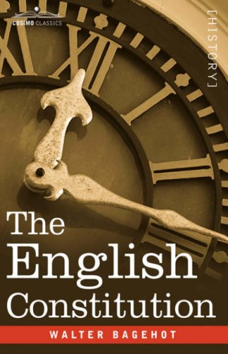 The English Constitution 9781602062566