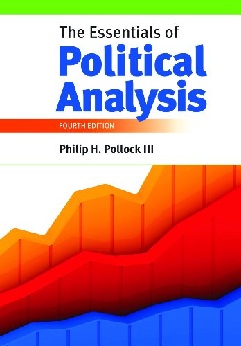 The Essentials of Political Analysis 9781608716869