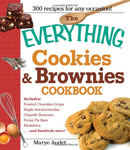 The Everything Cookies & Brownies Cookbook 9781605501253