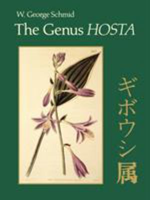 The Genus Hosta 9781604690484