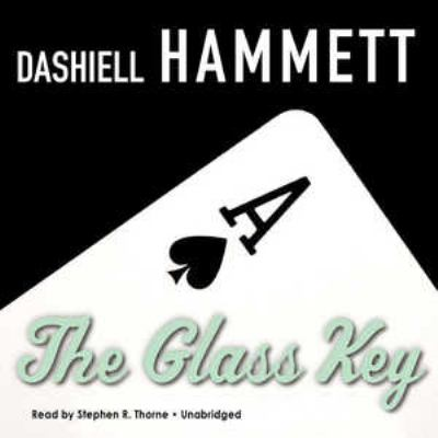 The Glass Key 9781609983949