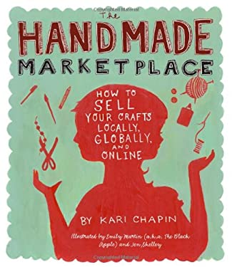 The Handmade Marketplace 9781603424776