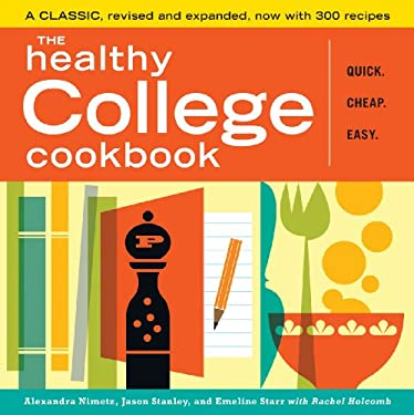 The Healthy College Cookbook 9781603420303