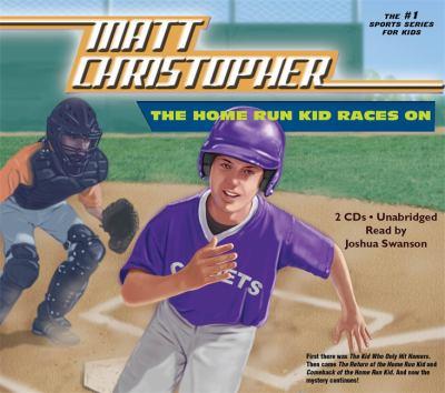 The Home Run Kid Races on 9781607883050