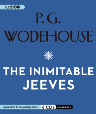 The Inimitable Jeeves 9781609984168